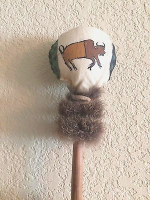 Mataponi Dance Rattle From Powhattan Pocohontas Historical Area Native American