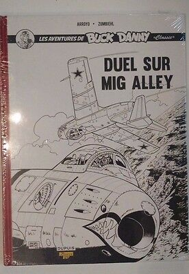 """Buck Danny  """"classic"""" ** Tome 2 Duel Sur Mig Alley  ** Tl Neuf Ss Blister Arroyo"""