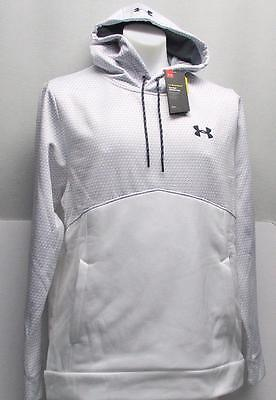 New Mens SMALL Under Armour long sleeve Game Day hoodie Loose fit
