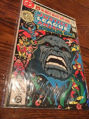 Justice League Of America #184 DC Comics Darkseid Apokolips Now! Bagged & Board
