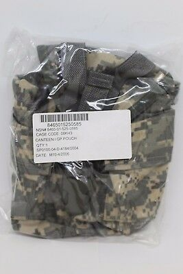 US Military ACU Molle Canteen/General Purpose Pouch, 8465-01-525-0585, NEW !!!!!