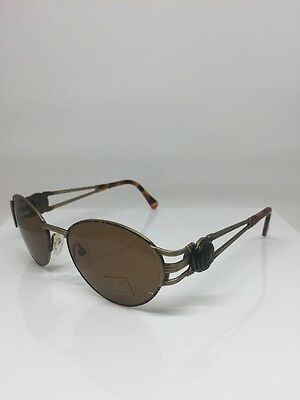 d7253369c21a6 New Vintage Fendi Sunglasses Steampunk Mod. FS 149 Antique Bronze   Tortoise
