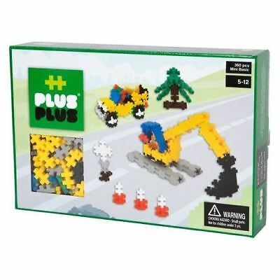 Plus-Plus - Construction set (360 Piece)