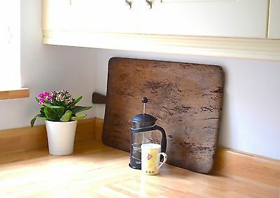 Giant Antique Oak Breadboard Amazing Centre Piece Perfect For Dinner Parties