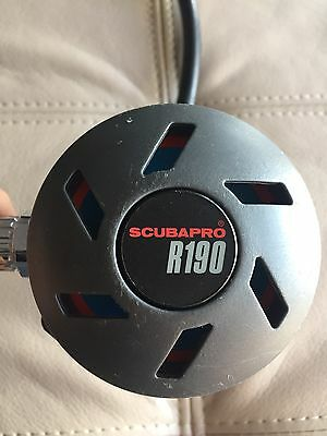 Scubapro R190 Second Stage Octopus