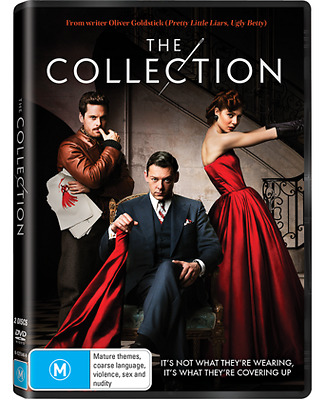 The Collection DVD -complete series ( some gay interest)