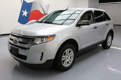2012 Ford Edge SE Sport Utility 4-Door 2012 FORD EDGE SE CRUISE CONTROL ALLOY WHEELS 45K MILES #A62797 Texas Direct