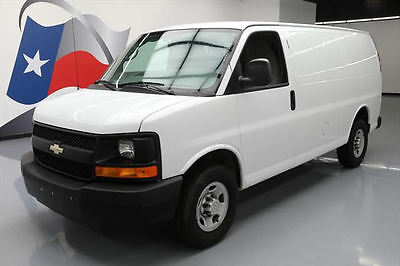 2014 Chevrolet Express  2014 CHEVY EXPRESS 2500 CARGO PARTITION SHELVING 55K MI #117388 Texas Direct