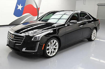 2015 Cadillac CTS Performance Sedan 4-Door 2015 CADILLAC CTS4 3.6 PERFORMANCE AWD PANO NAV HUD 32K #104930 Texas Direct