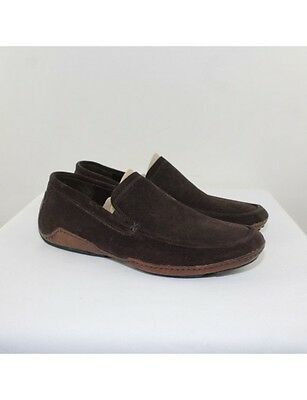 COLE HAAN Men's Suede Driving Loafers Size 10M