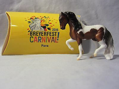 BreyerFest 2016 SR Single Day Stablemate Para ~ Andalusian Mold