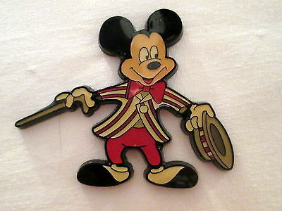 Disney Pin - Mickey Mouse Only - Mickey Mouse Club  Pin Set - 1 Of 5 - Le1000
