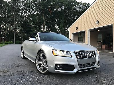 2011 Audi S5 premium plus 2011 audi s5 premuim plus package,  excellent condition  inside and out