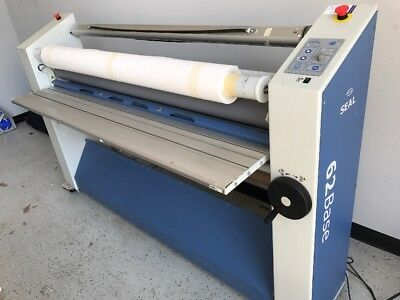 Seal 62 Base Laminator, With Heater And Foot Control, Premium Laminator