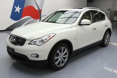2014 Infiniti QX50  2014 INFINITI QX50 JOURNEY AWD PREM SUNROOF NAV 37K MI #190725 Texas Direct Auto