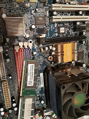cpu motherboard combo
