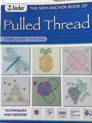 Pulled Thread Embroidery Stitches
