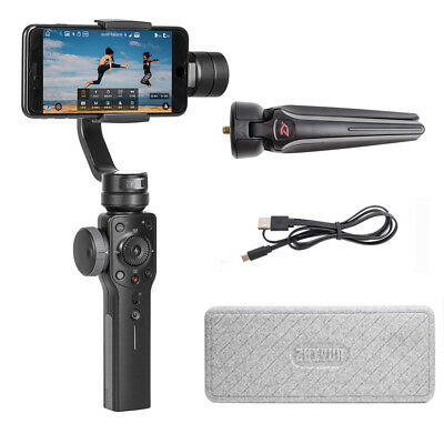 US Ship Zhiyun Smooth 4 3-Axis Handheld Gimbal Stabilizer for Smartphone Iphone