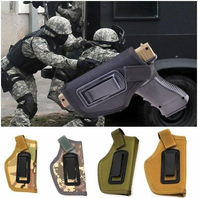 Concealed Belt Holster IWB Holster for All Compact Subcompact Pistols camouflag