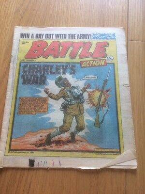 Battle Action- 16 May 1981