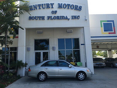 2001 Toyota Avalon  Clean CarFax No Accidents 1 Owner Low Miles
