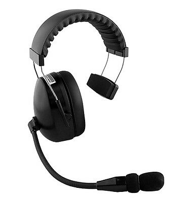 Reversible Padded Headset for Vocollect T2, T2X, T5, SR20T, A500 1 Year Warranty