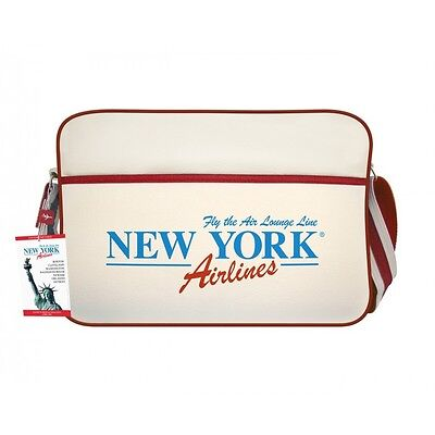 Sac Airlines Flight Retro Bag New York