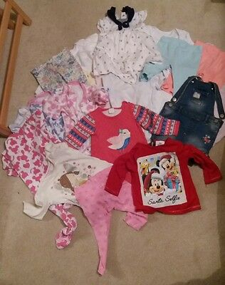 9-12 month baby girl girls bundle clothes lot 29 item lot