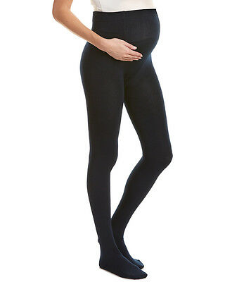 Plush Maternity Fleece-Lined Tights