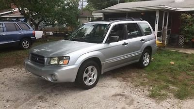 2003 Subaru Forester XS 2003 Subaru Forester  XS AUTOMATIC  AWP 31K MILES, 6 CD,  MOONROOF LIKE NEW