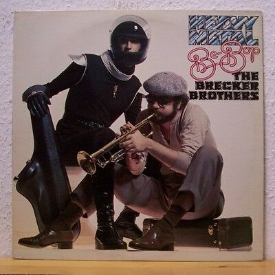 (o) The Brecker Brothers - Heavy Metal Be-Bop