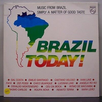 (o) V.A. Brazil Today! (Promo-LP)