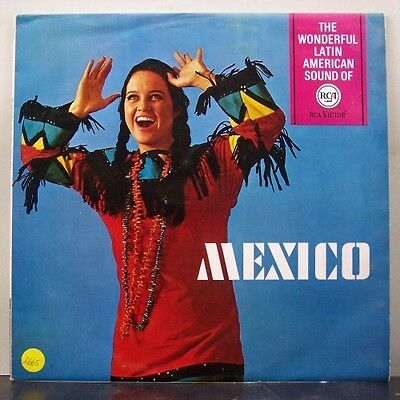 (o) The Wonderful Latin American Sound Of RCA - Mexico (Promo-LP)