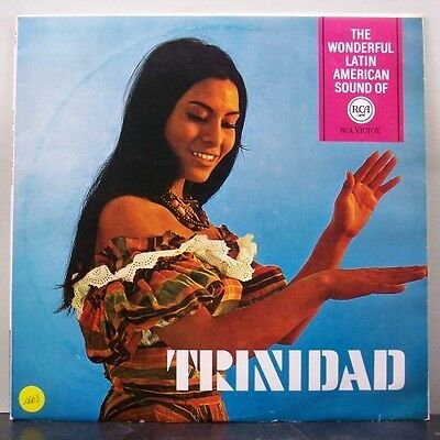 (o) The Wonderful Latin American Sound Of RCA - Trinidad (Promo-LP)