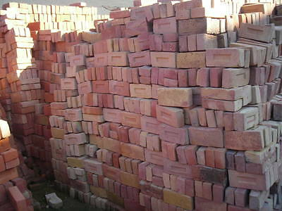 New 100 % HANDMADE beautiful natural bricks price include VAT and postage to UK