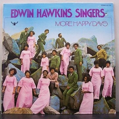(o) The Edwin Hawkins Singers - More Happy Days