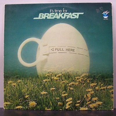 (o) Breakfast - It's Time For