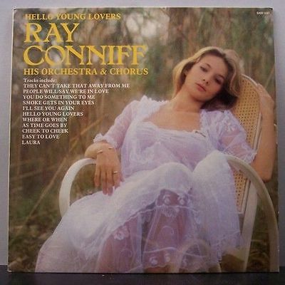 (o) Ray Conniff - Hello Young Lovers (UK)