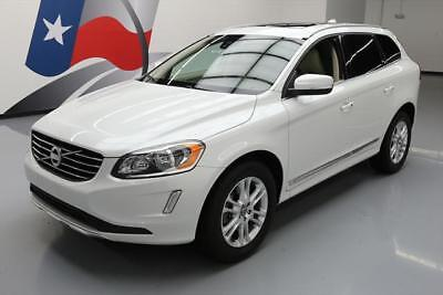 2015 Volvo XC60 T5 Sport Utility 4-Door 2015 VOLVO XC60 T5 DRIVE-E PREMIER HTD LEATHER PANO 35K #612786 Texas Direct