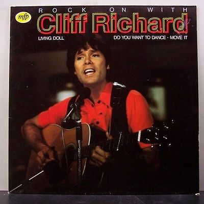 (o) Cliff Richard - Rock On With Cliff