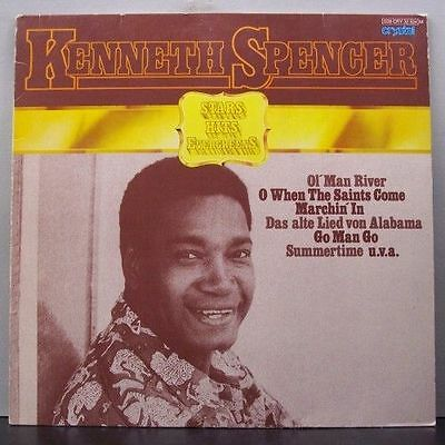 (o) Kenneth Spencer - Stars Hits Evergreens