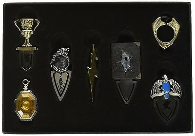 Set of 7 Collectible Harry Potter The Horcrux Bookmark Collection by Noble