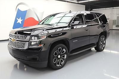 2017 Chevrolet Tahoe LT Sport Utility 4-Door 2017 CHEVY TAHOE LT TEXAS ED HTD LEATHER NAV 22'S 19K #141971 Texas Direct Auto