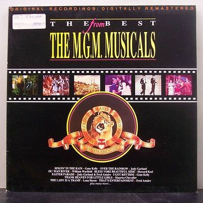 (o) V.A. The Best From The M.G.M. Musicals