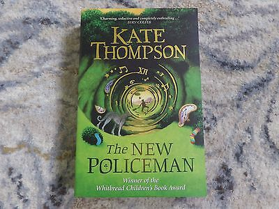 The New Policeman by Kate Thompson (Paperback, 2005)