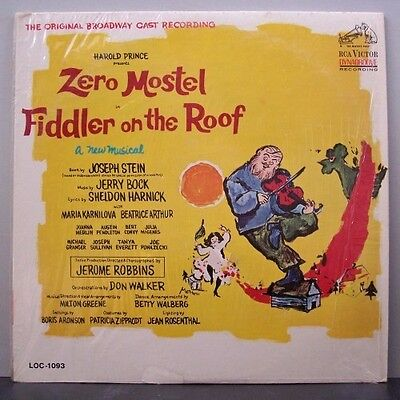 (o) Jerry Bock - Fiddler On The Roof / Anatevka