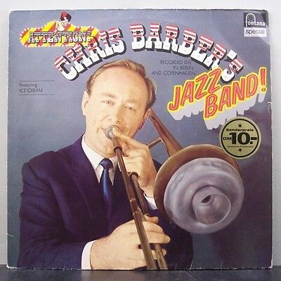 (o) Chris Barber's Jazz Band - Attention