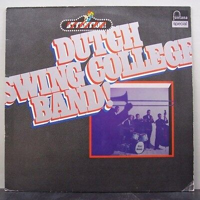 (o) Dutch Swing College Band - Attention