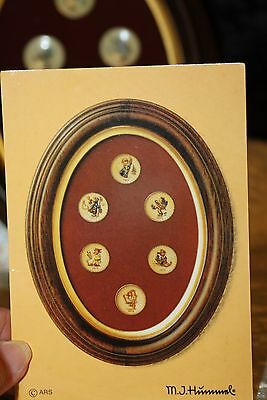 MJ Hummel Complete Collection – Mini Annual Plates