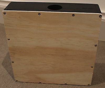 Travel Baby Cajon from M B Cajons - Custom Made from Quality Australian Timber